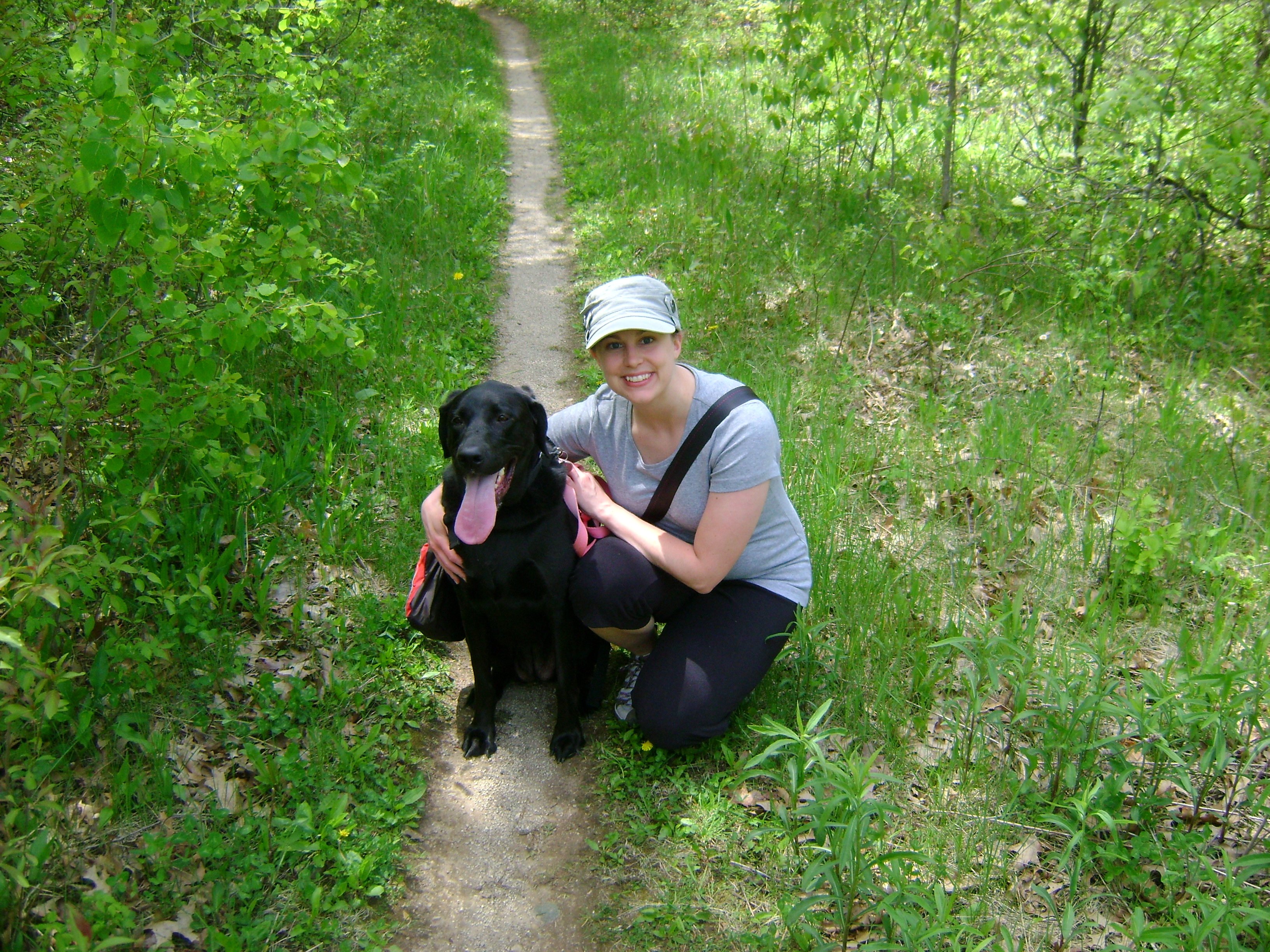 Sunday Hike Emma Carlin Hiking Biking Trail First Class